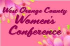 West OC Women's Conference logo