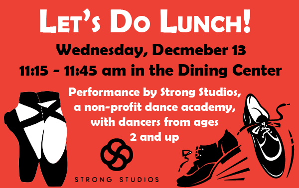 Let's Do Lunch with Strong Studios