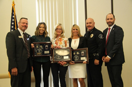 2018 State of the City Award Recipients