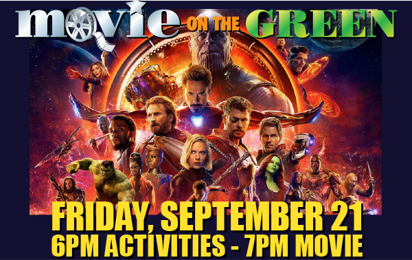 Movie on the Green, Avengers Infinity War