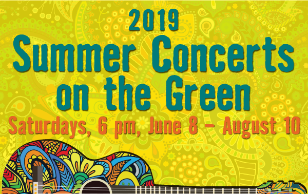 2019 Summer Concerts on the Green