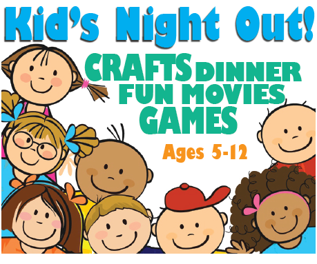 Kid's Night Out graphic