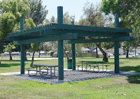 peppertree picnic shelter