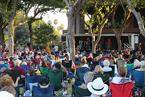 Civic Center Concerts on the Green
