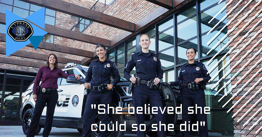 Women of Cypress PD