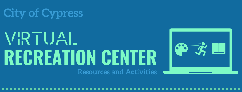 Banner for Virtual Recreation Center